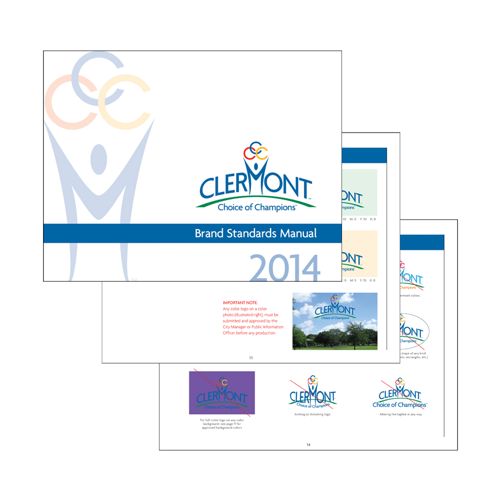 Wilesmith Advertising | Design » City of Clermont, FL