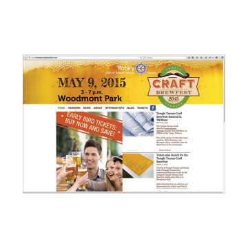Event Website: Craft Brewfest